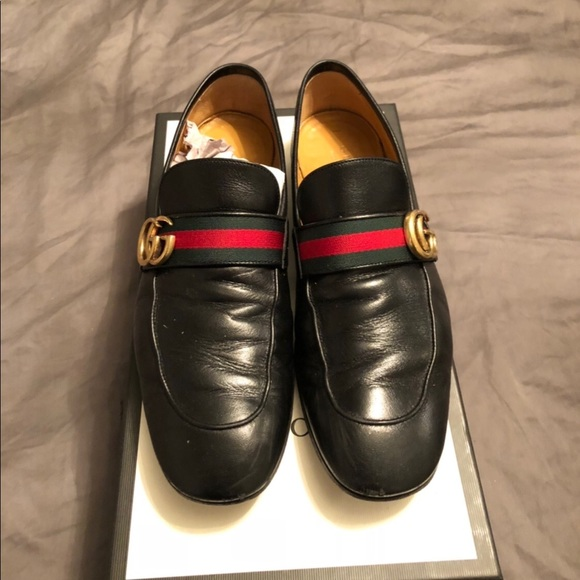 977721aafe1 Gucci Other - Men s Gucci Donnie Web Leather Loafers